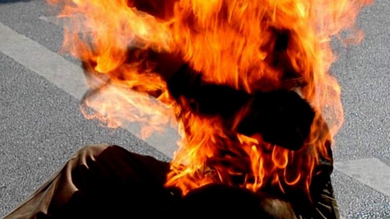 أريانة: أستاذ يحاول الإنتحار حرقا