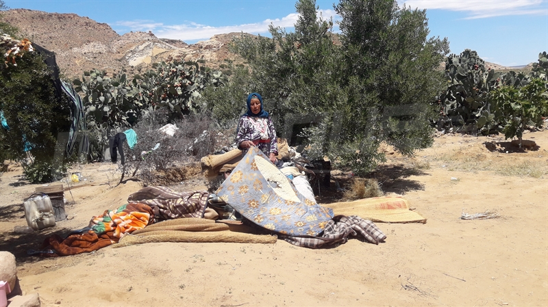 فقدت أبناءها الثلاثة في فاجعة 'القوارص'..الهذبة تحكي أوجاع جهة بأكملها