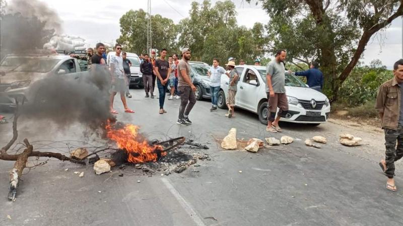 حادثة 'القوارص': محتجّون ينددون بتكفّل عائلات المصابين بتكاليف العلاج