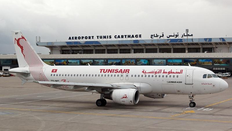 تراجع عائدات النقل لشركة الخطوط التونسية بنسبة 28% موفى مارس 2020