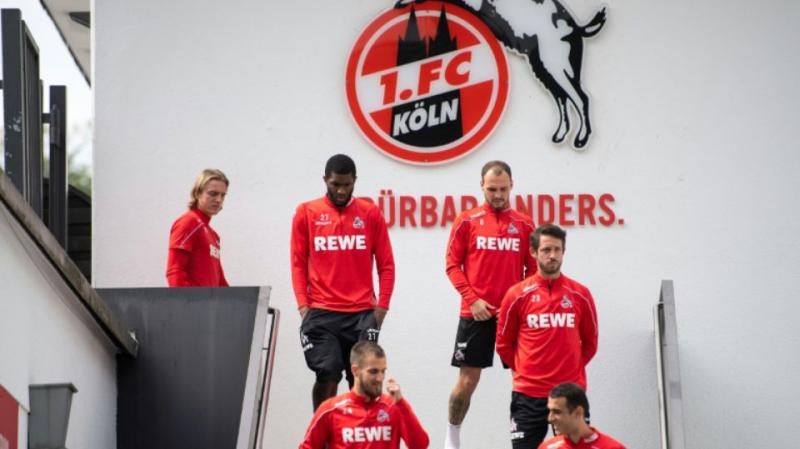 إصابة لاعبيْن من كولن الألماني بكورونا
