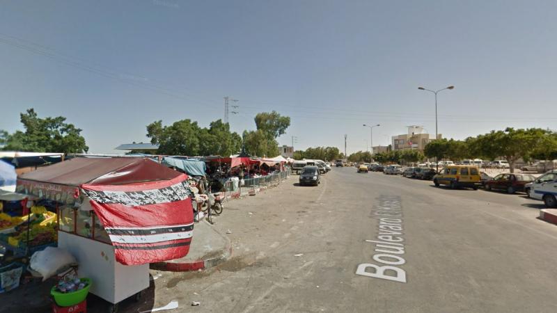 رئيس بلدية سوسة للباعة المحتجين: سوق الأحد منطقة آمنة