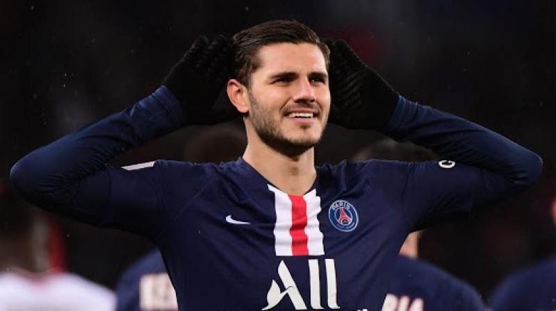 رسميا: باريس سان جيرمان يتعاقد مع إيكاردي لمدة 4 مواسم