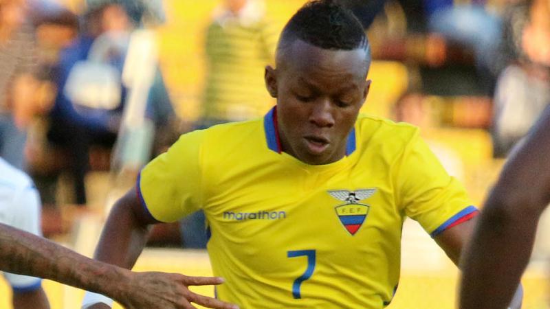 إصابة لاعب منتخب الإكوادوربفيروس كورونا