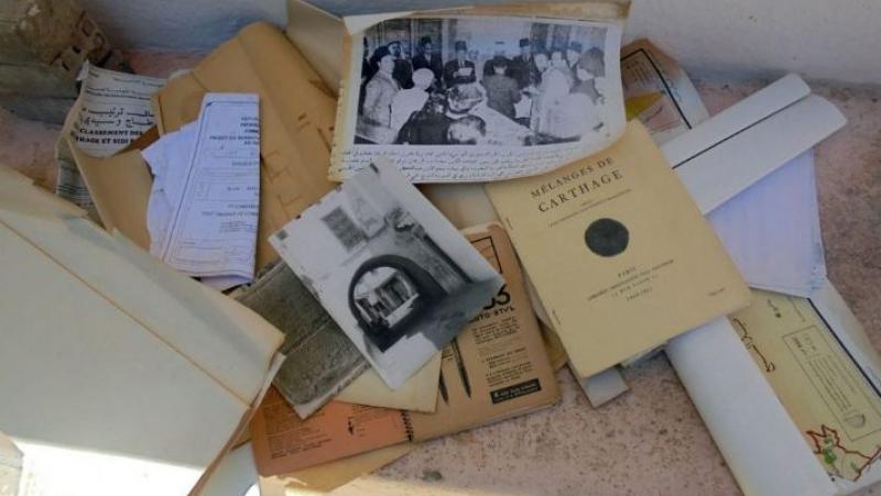 بيت الحكمة: مكتبة باش شاوش محفوظة وما تم إتلافه خال من أي قيمة علمية