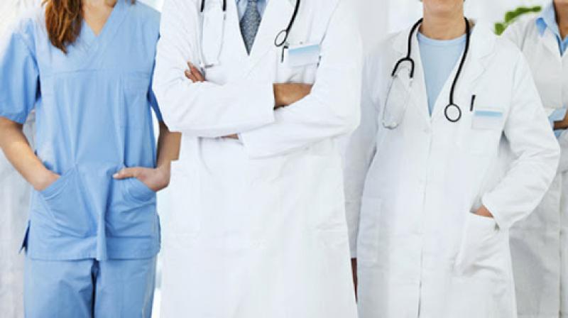 صفاقس: أعوان الصحة في إضراب عام