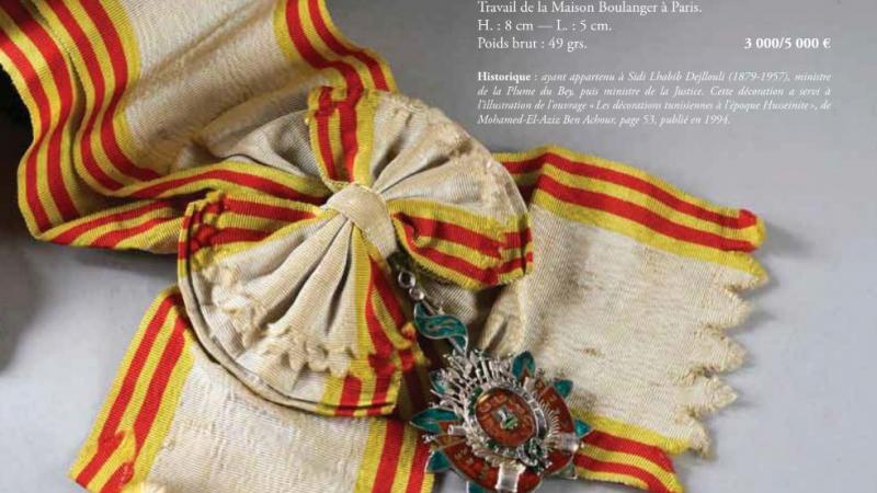 بيع قطع تراثية تونسية في باريس: عدنان منصر يوضّح قانونية ذلك