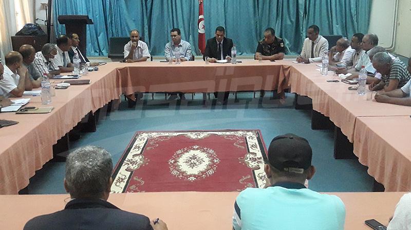قبلي: جلسة صلحية بين ممثلي قريتي طنبار والمنشية