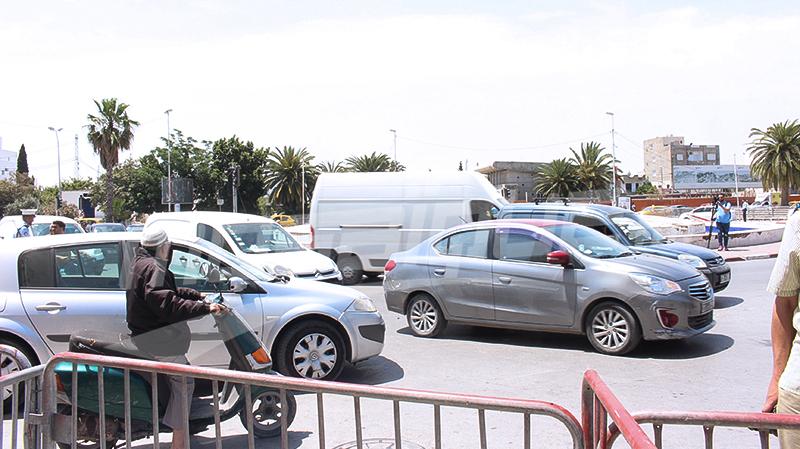 استئناف جولان الحافلات العابرة لساحة باردو