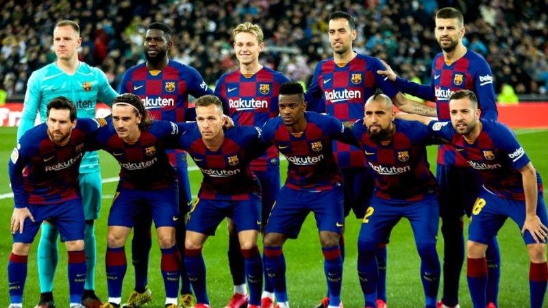 مفاجأة من العيار الثقيل.. كورونا يضرب برشلونة