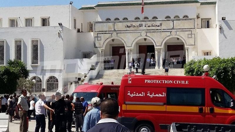 وفاة 'مسترابة' لكاتب محامي في مقر محكمة بن عروس