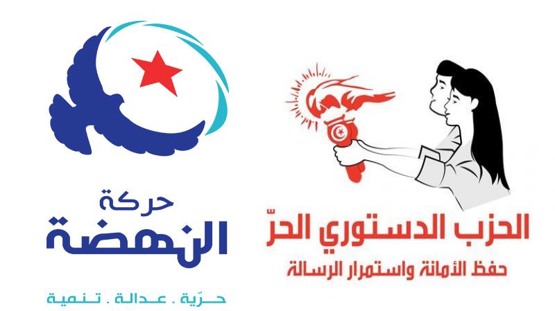 الخميري: النهضة ترفض لائحة الدستوري الحر حول ليبيا