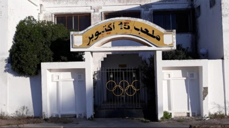 عبدالسلام السعيداني يتكفل بإعادة تعشيب ملعب 15 أكتوبر