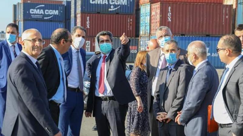 معروف: 4 اصلاحات أساسية تعيد لميناء رادس دوره التجاري والاقتصادي