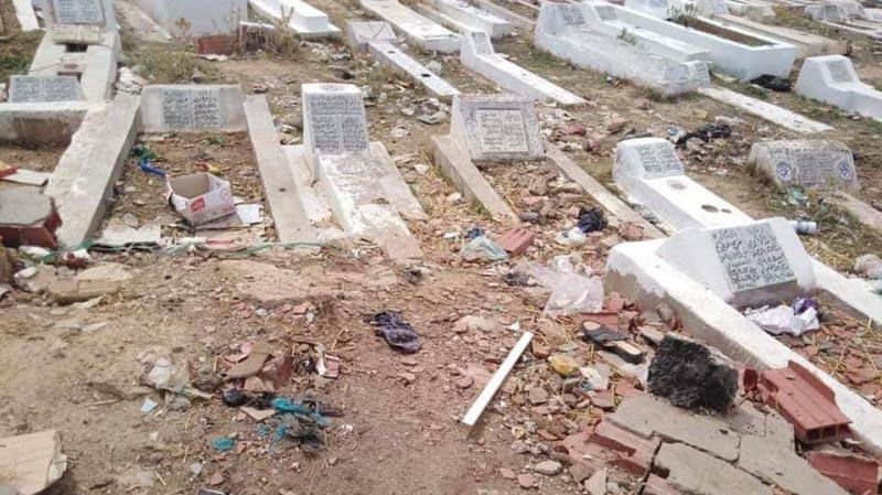 بقرار من رئيس بلدية دوار هيشر.. التضامن والمنيهلة دون مقبرة