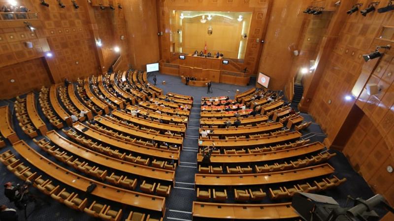 رفع الجلسة العامة المخصصة لموقف البرلمان من التدخل في ليبيا
