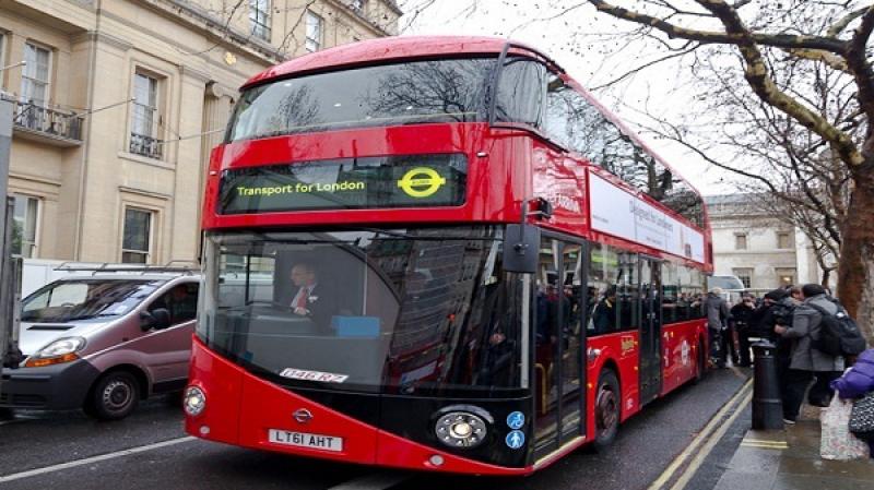 كورونا: ارتفاع حوادث البصق على سائقي حافلات لندن