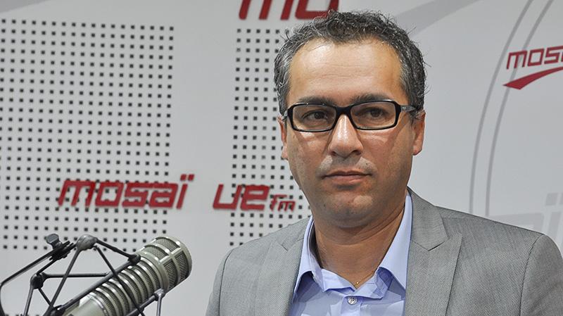 مجدي بوذينة: ''لو ترضى عبير موسي على الغنوشي ستنال رئاسة الحكومة''