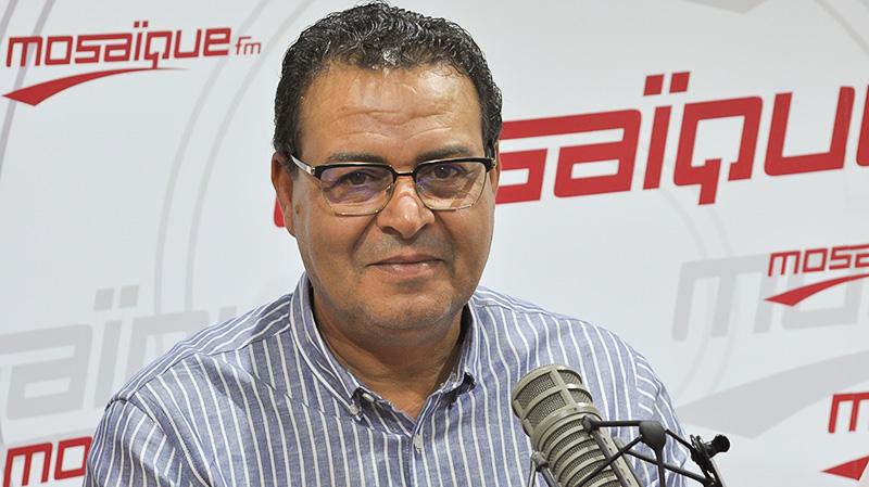 المغزاوي: ما حصل في البرلمان لن يؤثّر على الإئتلاف الحكومي''