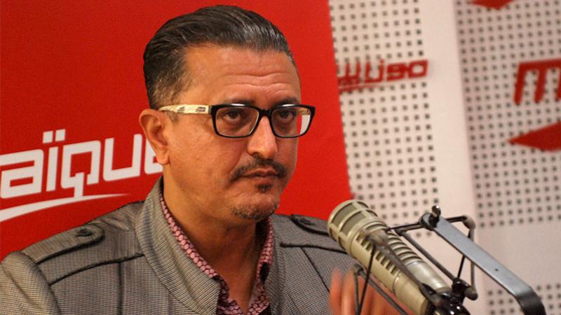 عبد الناصر العويني يعلن إعتصاما مفتوحا في مكتب عميد المحامين