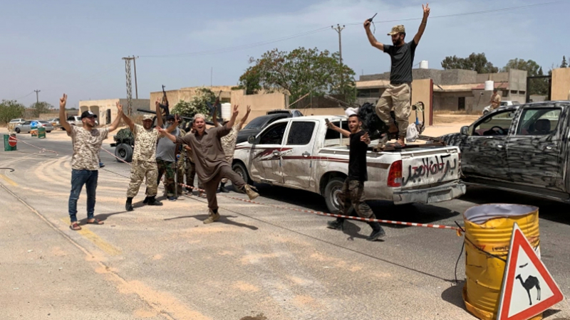 حكومة الوفاق تعلن إستعادة السيطرة على آخر معاقل حفتر