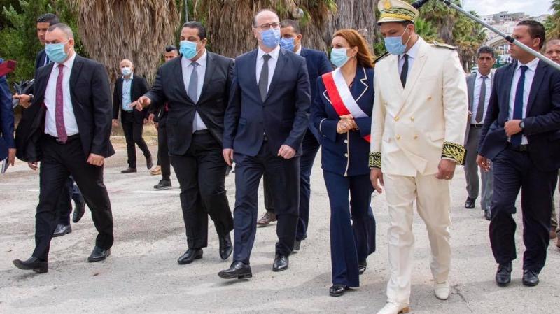 رئيس الحكومةيزور منتزه المروج