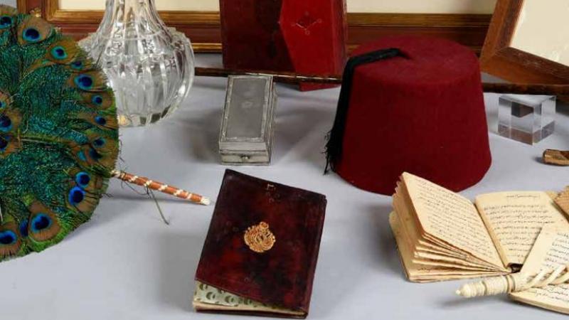 سحب قطع تراثية تعود للعهد الحسيني من مزاد في باريس