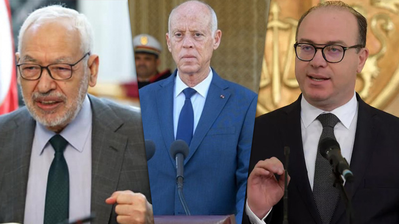 إمرود: رضا التونسيين عن سعيّد ثم الفخفاخ..و73% غير راضين عن الغنوشي
