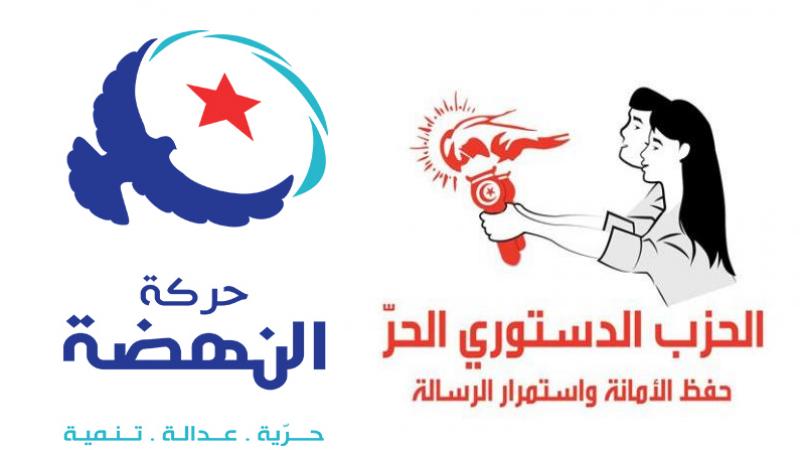 نوايا التصويت للتشريعية: الدستوري الحر في المرتبة الثانية بعد النهضة
