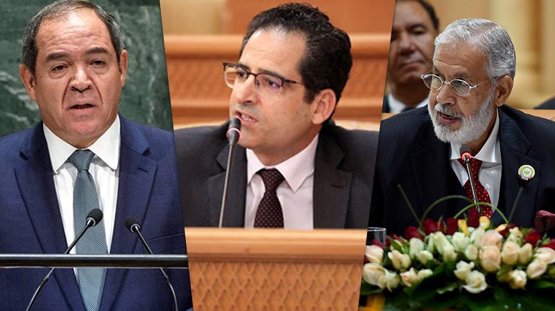 وزير الخارجية الليبي يجري إتصالا هاتفيا مع نظيريه التونسي والجزائري
