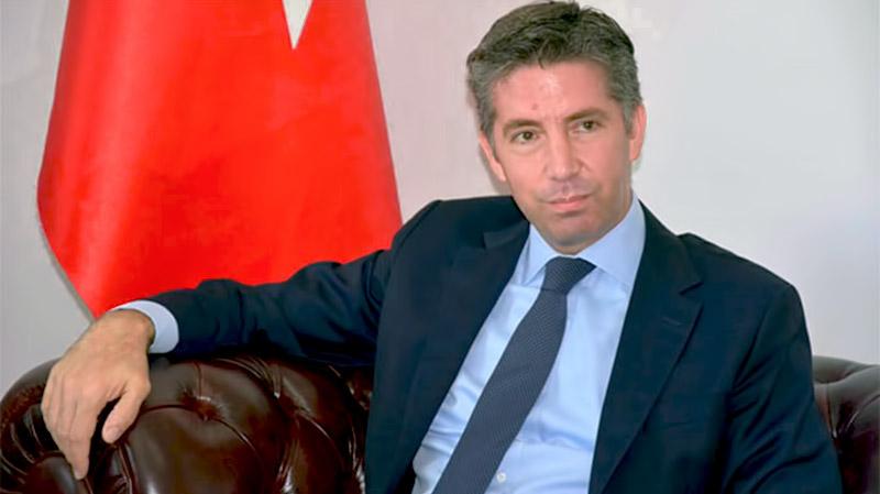 سفير تركيا بتونس ضيف ميدي شو