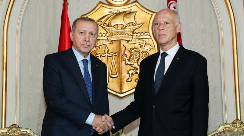 دعوة تركية لرئيس الجمهورية لزيارة رفيعة المستوى