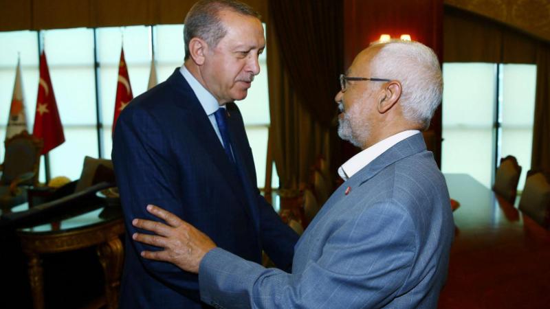 سفير تركيا في تونس: 'صداقة أردوغان والغنوشي شخصية..'