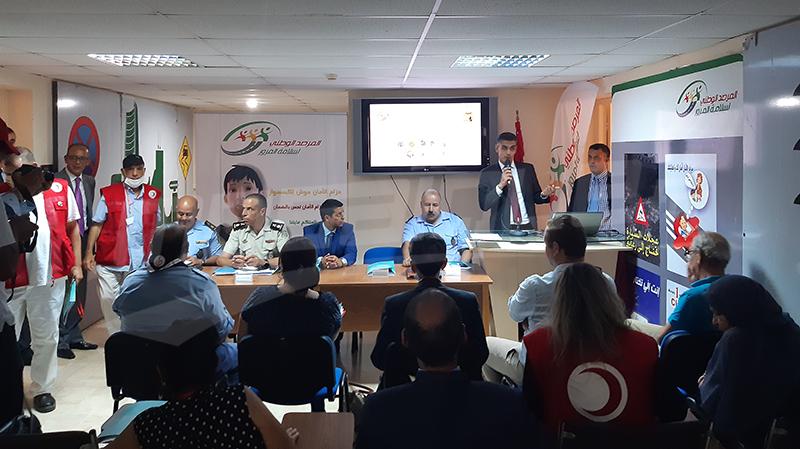 حملة تحسيسية للتخفيض من حوادث المرور في تونس