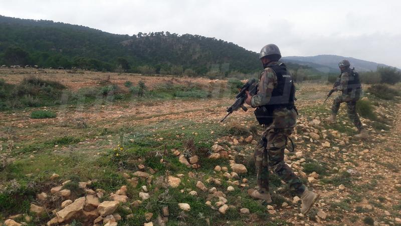 الكاف: القبض على 11 أجنبياً بتهمة إجتياز الحدود خلسة