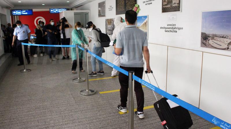 بعد إستئناف الرحلات.. مطار قرطاج يستقبل 3256 مسافرا خلال ثلاثة أيام