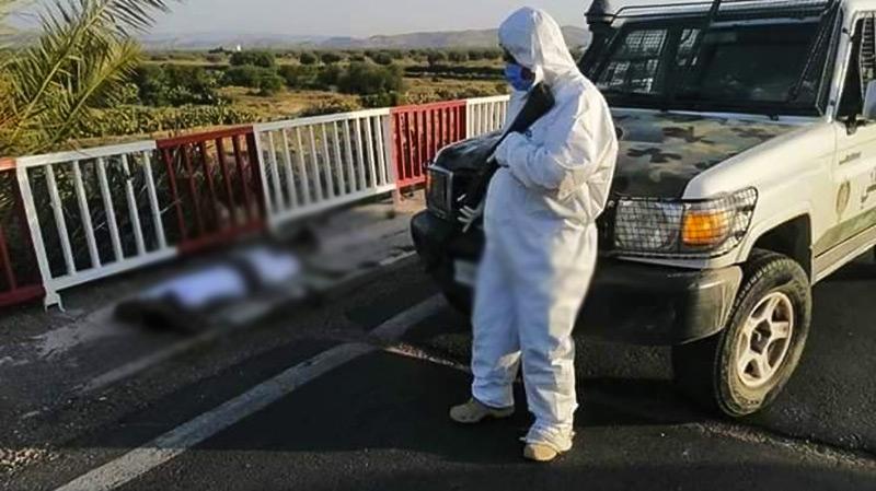 بعد أن لاذ بالفرار.. الغيني المصاب بكورونا في قبضة الأمن