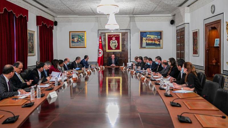 قرارات المجلس الوزاري المضيق المخصّص لتطاوين