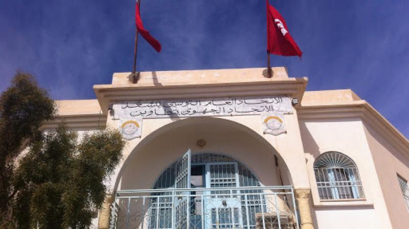 اتحاد الشغل بتطاوين يقرر الإضراب العام بكافة الشركات البترولية