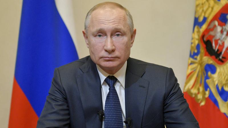 بوتين يفوز في استفتاء على تمديد حكمه حتى عام 2036