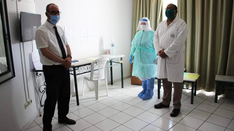المنستير: قاعة خاصةلتلميذة مصابة بكورونا لاجتياز ''النوفيام''