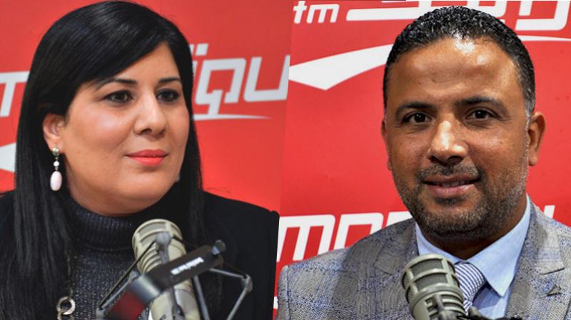 إئتلاف الكرامة يُلفت نظر رئيس البرلمان لـ''استفزازات'' عبير موسي