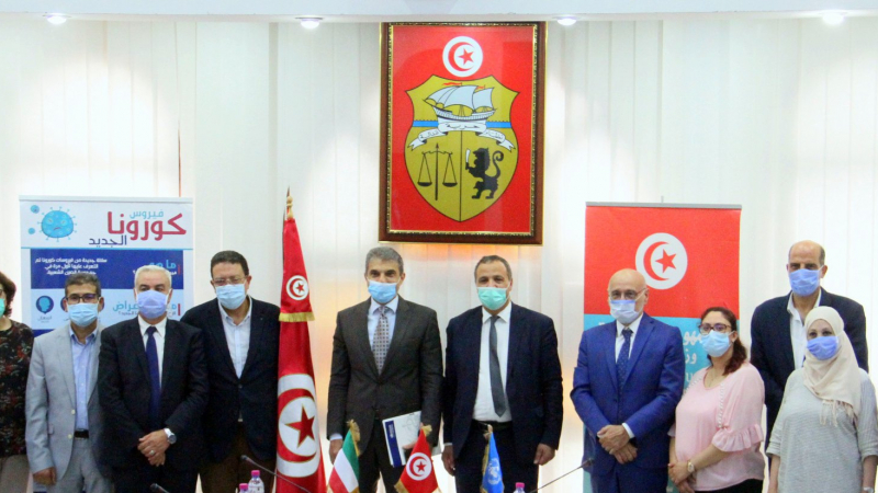 الكويت تموّل إنشاء 4 مستشفيات جهوية وتأهيل 17 قسما إستعجاليا