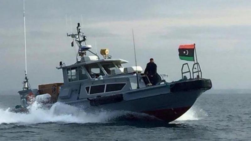 الخفر الليبي يطلق سراح طاقم سفينة ''العهد الجديد''