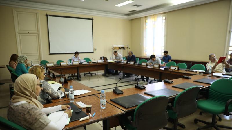 لجنة التشريع العام تصادق على مشروع قانون زجر الإعتداءات على الأمنيين