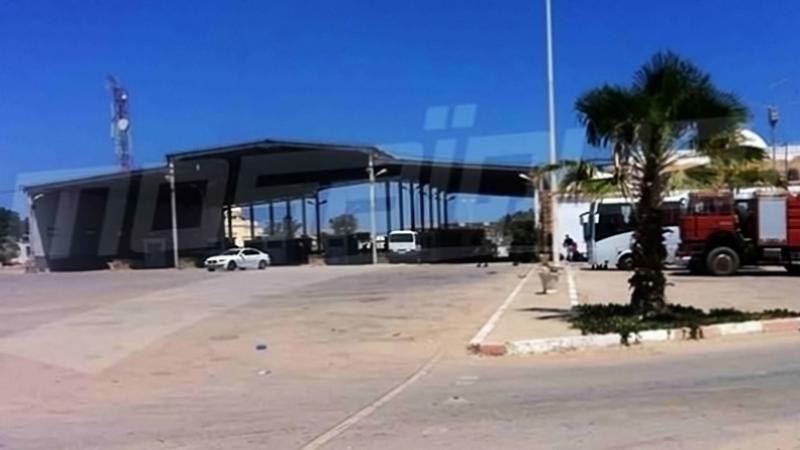 بنقردان: إجلاء 113 تونسيا عبر معبر راس جدير