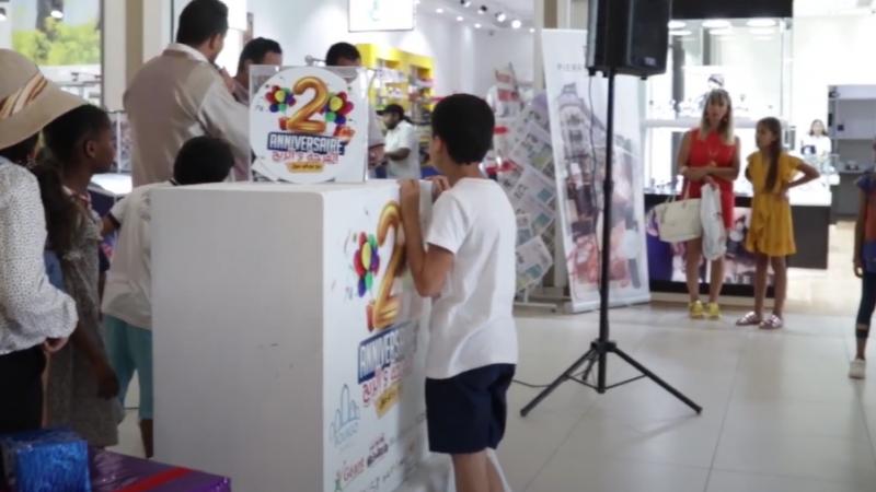 عيد ميلاد المركب التجاري ''Bougo Mall Djerba''