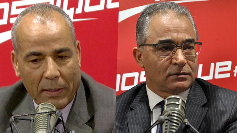 محسن مرزوق ومحمد الرابحي في ميدي شو اليوم
