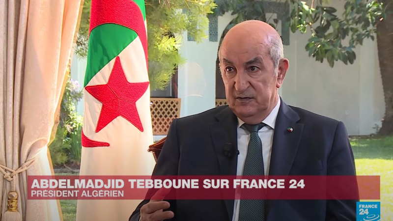 الرئيس الجزائري: ''حكومة الوفاق لم تعد تمثل الشعب الليبي''