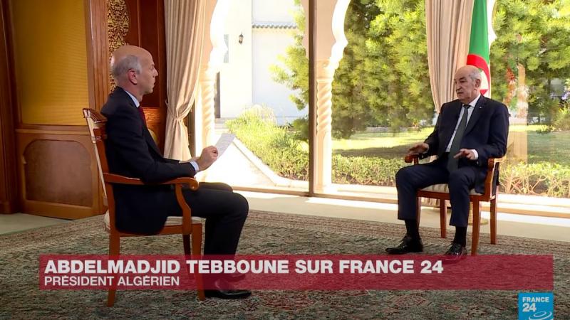 تبون: استرجاع الجزائر رفاة شهداء المقاومة ضد الاستعما''نصف إعتذار''
